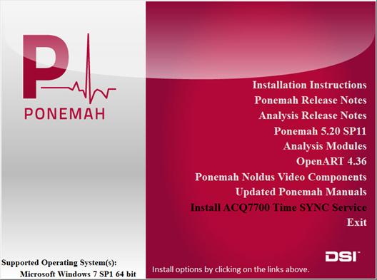 Data Synchronization Card Installation Instructions for Ponemah 5 20